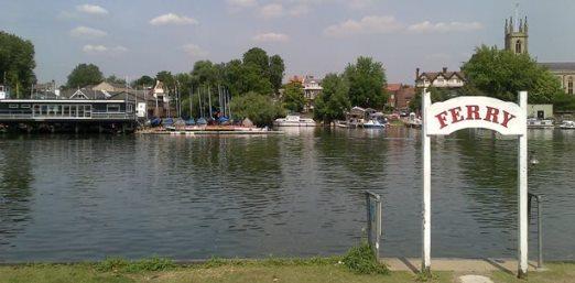 Hurst Park Ferry
