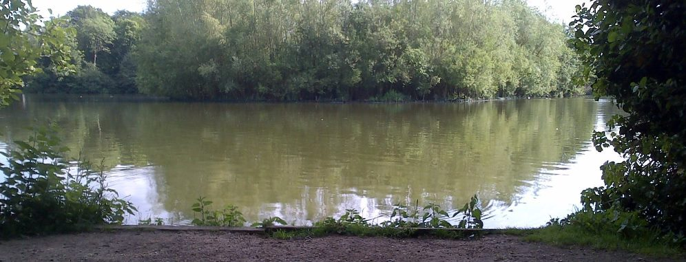 broadwater fishing lake farncombe