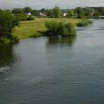 Fishing Dumsey Meadow